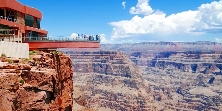Grand Canyon Skywalk Tours From Las Vegas To Grand Canyon
