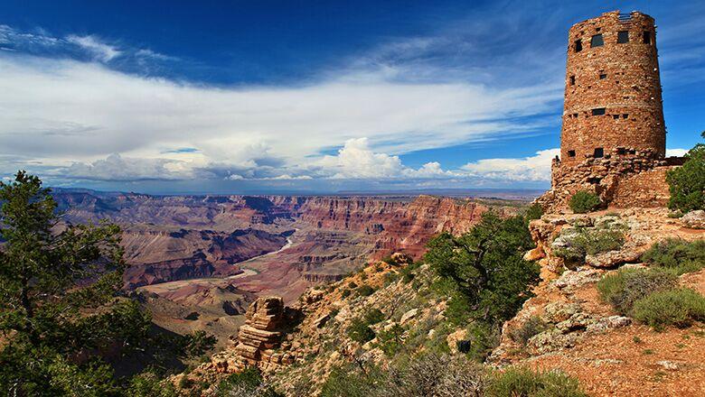 Las Vegas To South Rim Grand Canyon Bus Trips Showcase Grand Canyon National Park Sites