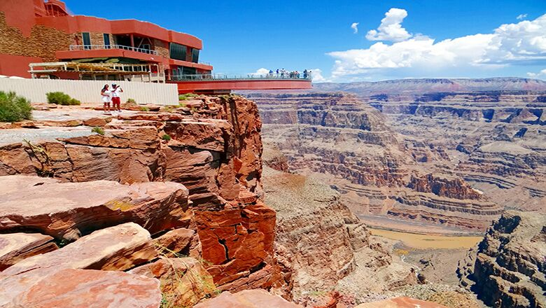 Canyon West Rim Tours Let You Experience Fewer Crowds