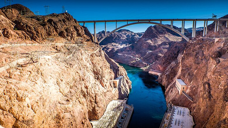 Take Some Great Photos When You Book a Hoover Dam Bus Tour and Trip