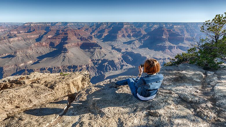 Animals In Grand Canyon Fascinate Visitors