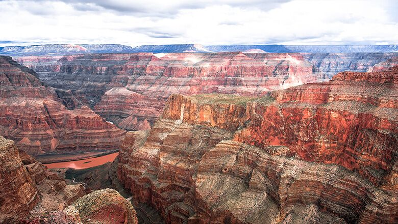 West Rim Tours Capture the Spirit Of The Grand Canyon