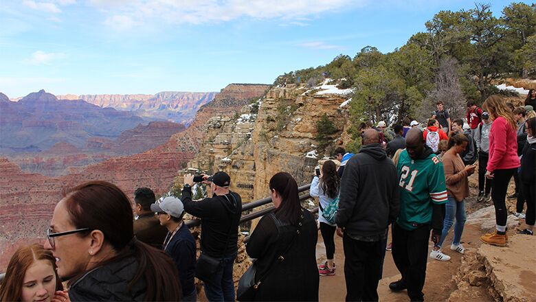 Booking Travel With A Grand Canyon Tour Company Rounds Out A Vegas Itinerary