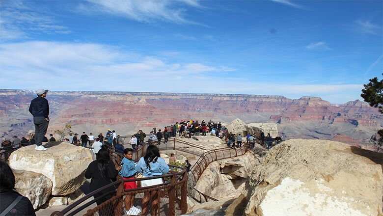Tours Of Grand Canyon National Park Invite Photo Opportunities