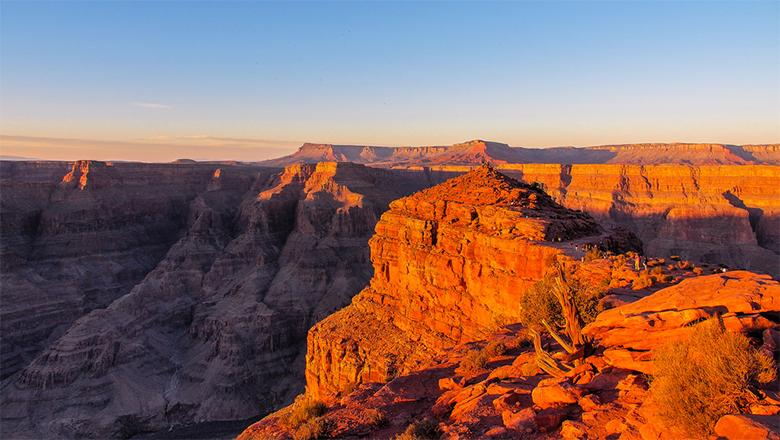 Grand Canyon Visitors To The National Park Experience History