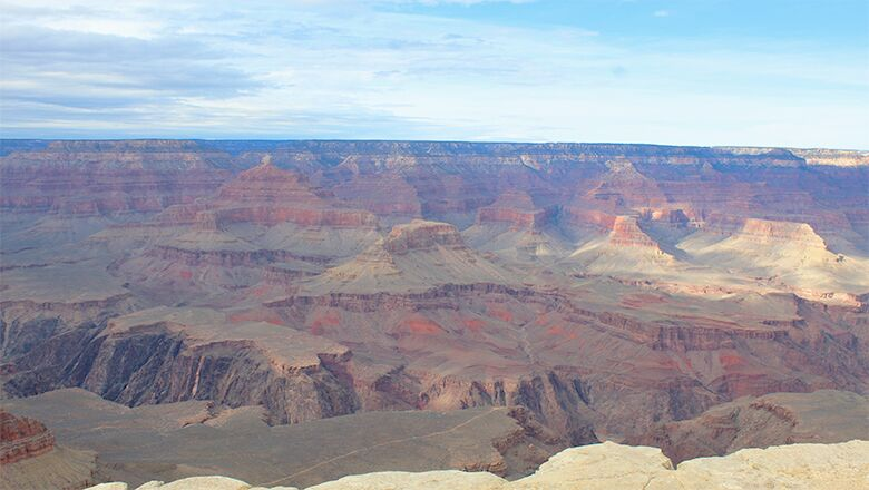 Group Tours From Las Vegas Lead To A Grand Canyon Adventure