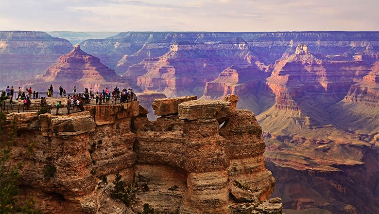 Grand Canyon Tour Sites Make Seeing The Canyon Exciting