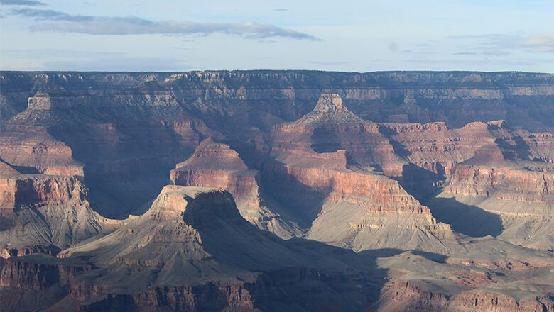 Grand Canyon South Rim Bus Tour Through Grand Canyon Destinations