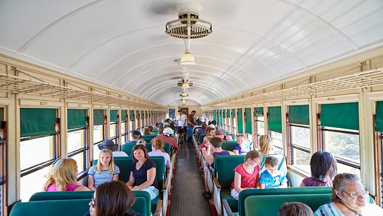 Grand Canyon Train Tours Bring History Alive At Williams Depot
