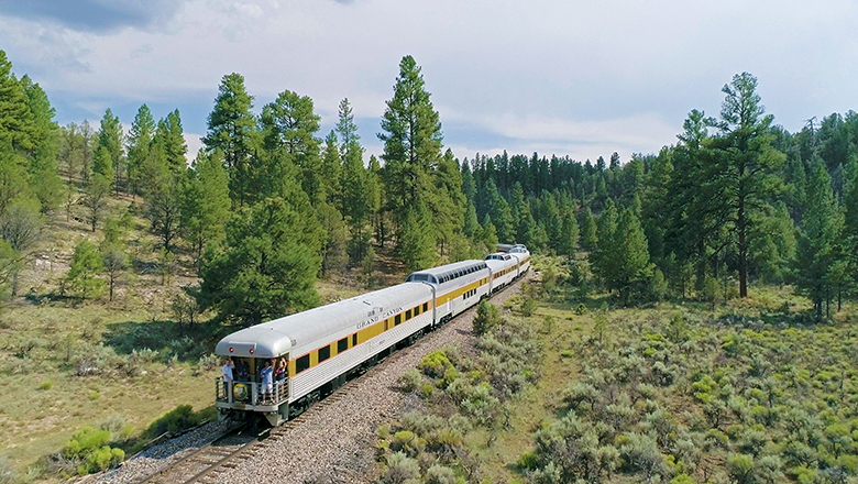 The Grand Canyon Railway Adds To The Fun Of Grand Canyon Travel