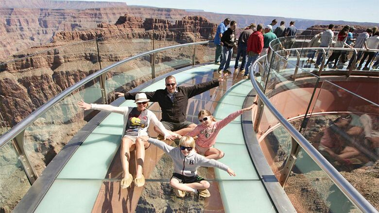 Vegas Vacation Planning Starts Here | Travel To The Grand Canyon West Rim