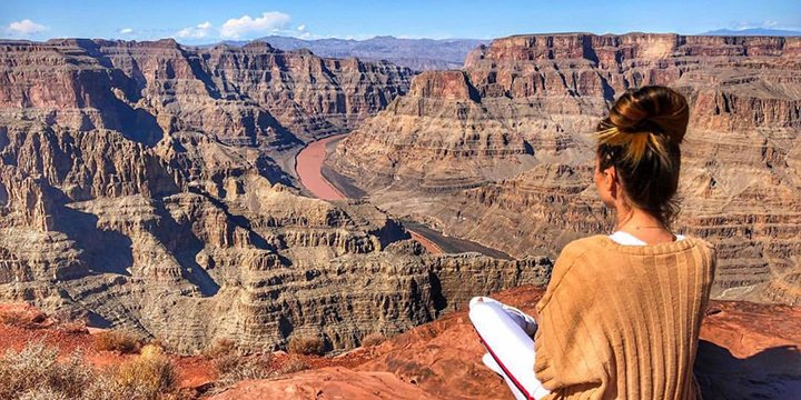 Grand Canyon West Rim views
