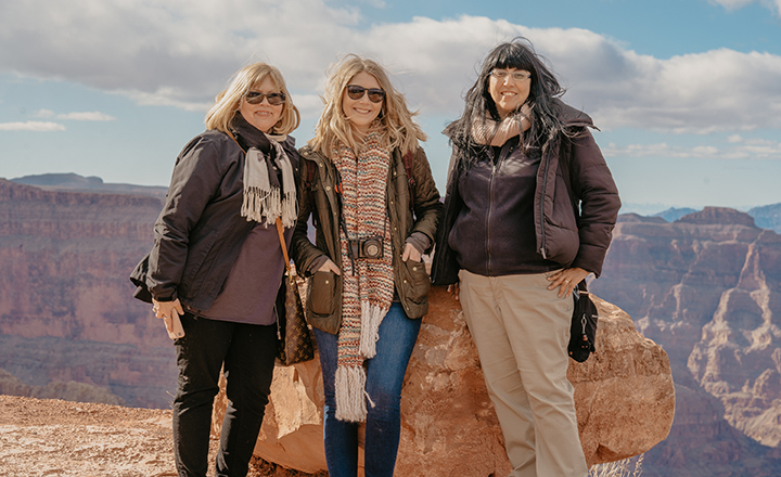 A Grand Canyon Las Vegas adventure is made even better when you have a tour guide to show you the way.